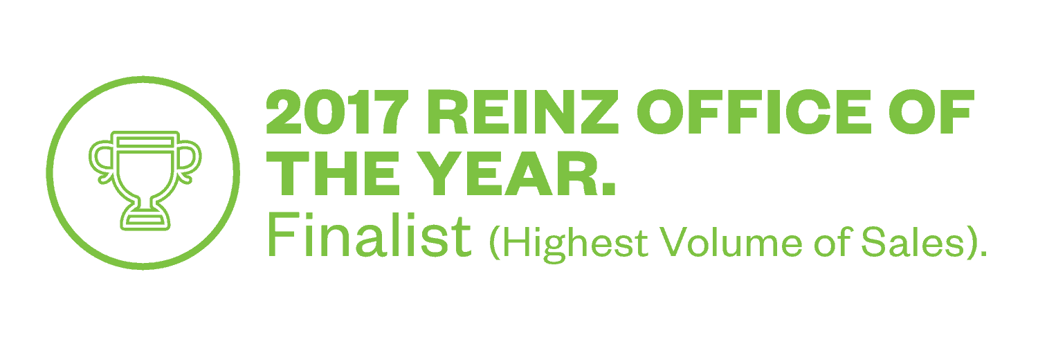 2017 Reinz Office Of The Year - Tommy's Real Estate